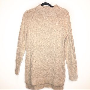 NWT OLD NAVY Oatmeal Knit Sweater